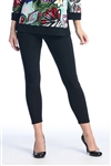 Caribe Black Crop Leggings