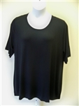 Alain Weiz  Top BLACK