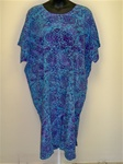 Batik  Art Wear  Dress