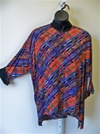Carole Tomkins Diagonal Big Shirt