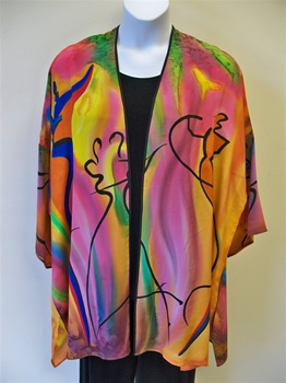 Gockel  Silk Jacket