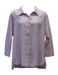 Flax Dramatic Shirt