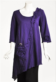 Lee Andersen  Riley  Tunic  - Purple