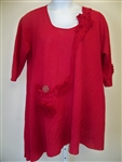 Lee Andersen  Riley  Tunic  -  Red