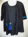 Lee Andersen Taylor Tunic - Black