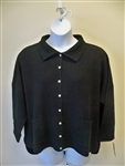 Margaret Winters  Oversized Shirttail Big Shirt