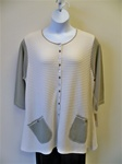 Margaret Winters Swing Cardie Tunic