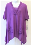 Oh My Gauze Barcelona Tunic Top