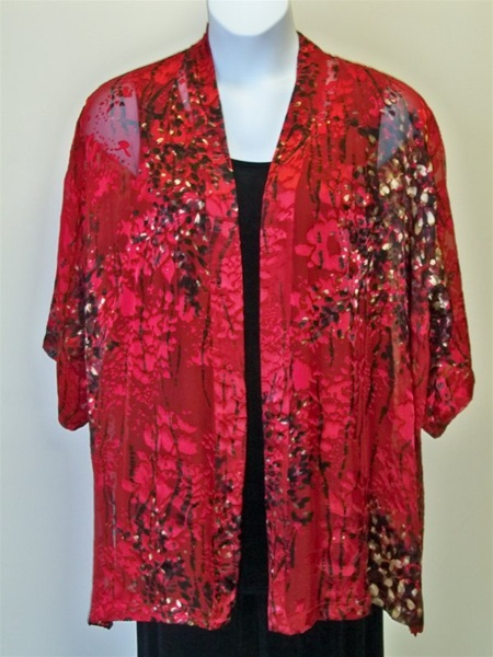 Plus Size Evening Blouses