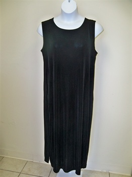 APT  Black Sleeveless Dress