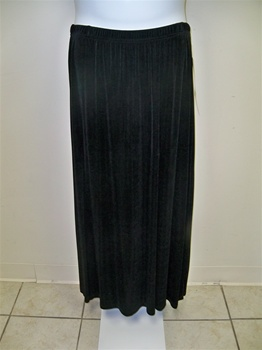 APT Black A-line Skirt