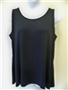Alain Weiz  Tank Top BLACK