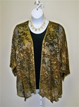 Aliki Yamani   Cheetah  Dragon  Jacket