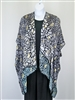 Cocoon House Butterfly Wing Silk Jacket