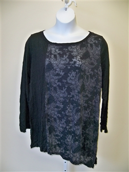 Chalet Iden Contrast Tunic