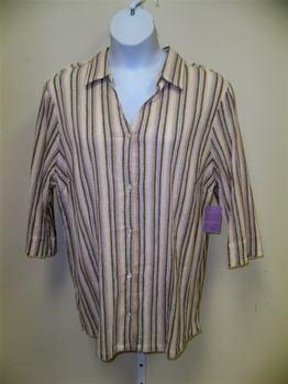 Company One Stripe Blouse
