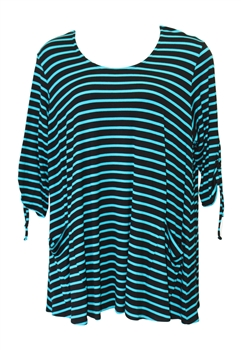 Ela USA Maisie Striped Tunic