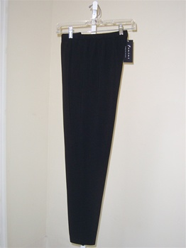 Fenini Black Legging - Plus Size