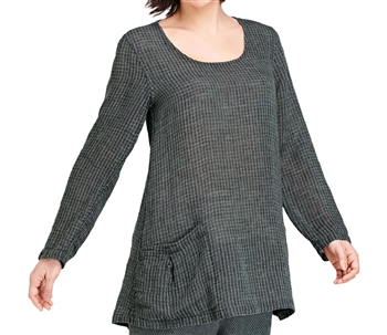 Flax Designs Slouch Tunic