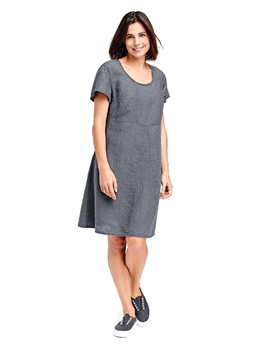 Flax  Linen Solstice Dress