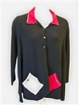 Margaret Winters Shirt Collar Cardie