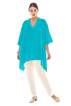 Oh My Gauze Cancun Tunic