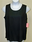 Paradiso Black Tank Top