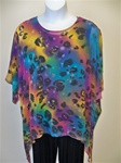 Sterling Styles  Neon Cats Top